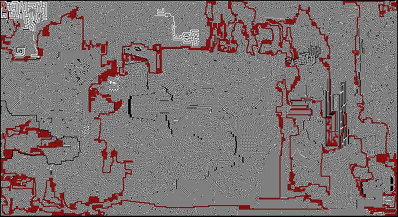 Burgundywall - Maze Solver Update
